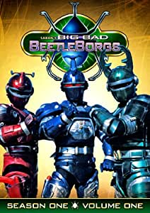 Big Bad Beetleborgs: Season 1, Vol. 1