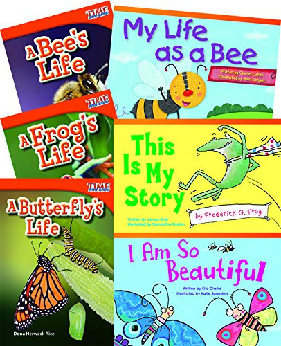 Life Cycles  6-Book Set (Classroom Library Collections)