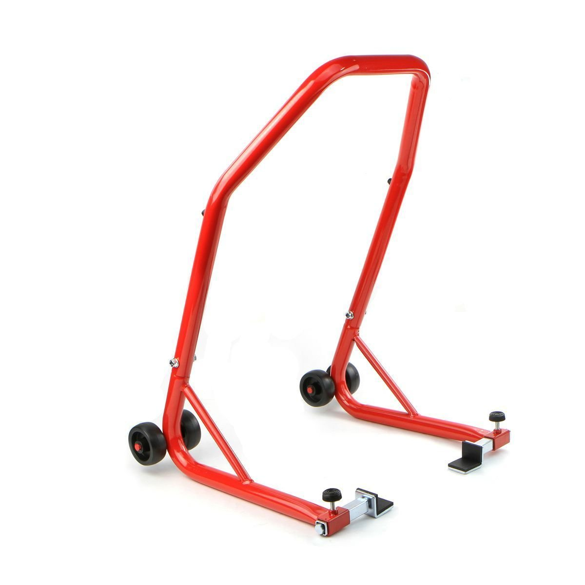 SKEMiDEX--- (1) Motorcycle Stand Bike Swingarm Lift Combo Shop Front Rear Portable Auto New Ideal to lift motorcycle bike front end Easy to assemble Raise the motorcycle by the forks by SKEMiDEX (Image #2)