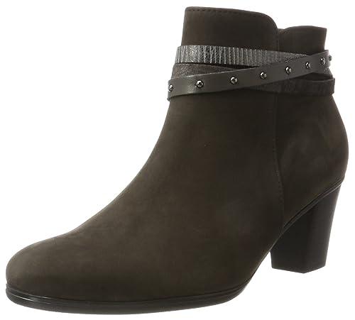 Gabor Shoes Gabor Basic, Botas para Mujer, Gris (19 Anthrazit), 42.5 EU