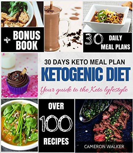 Ketogenic diet menu planner