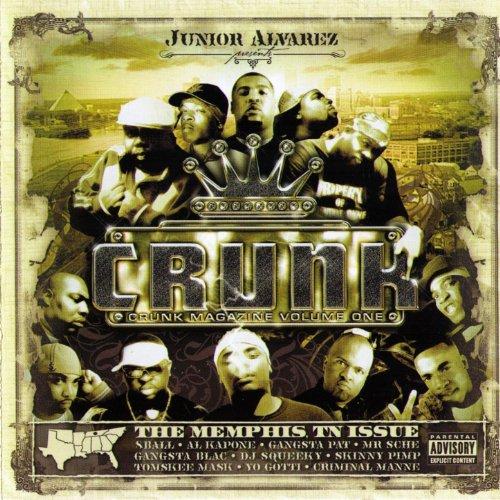 Crunk Magazine Volume One - The Memphis, TN Issue [Explicit]