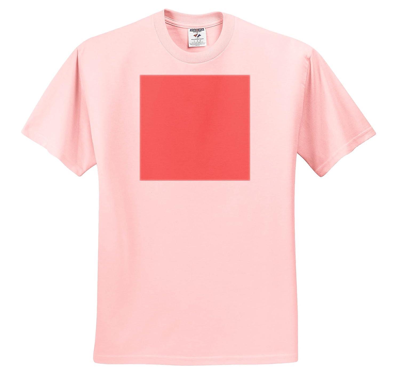Amazon 3drose Kultjers Colors Color Light Coral T Shirts