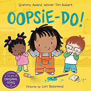 Book Cover: Oopsie-do!