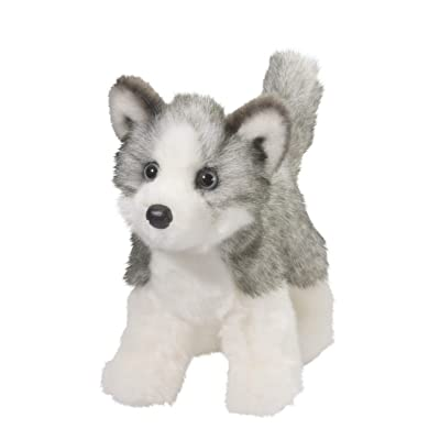 Douglas Blaze Husky Plush Stuffed Animal: Toys & Games
