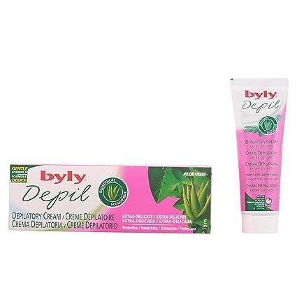 BYLY DEPIL crema depilatoria extra-delicada 75 ml