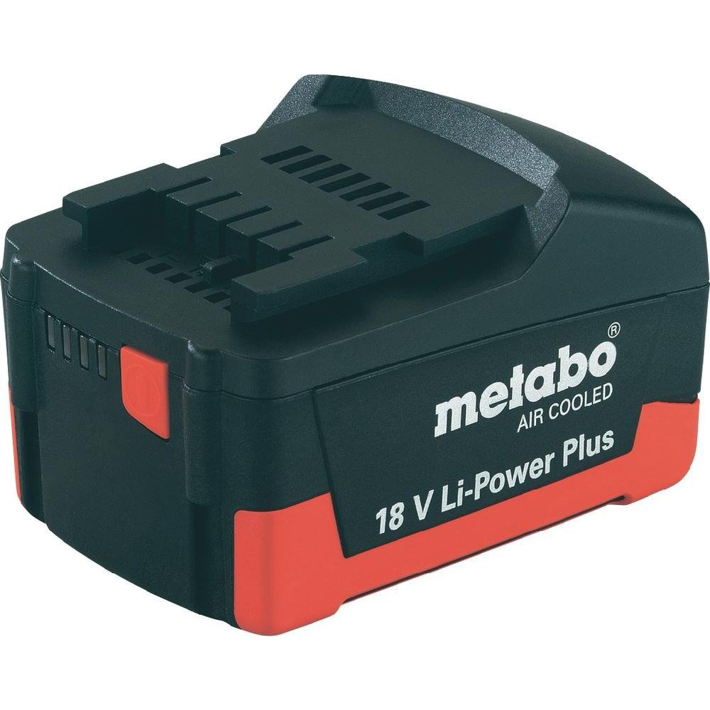 METABO Akkupack 18 V, 2,6 Ah, Li-Power Plus, AIR COOLED