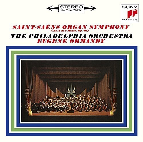 SACD : Saint-Saens / Ormandy, Eugene - Saint-saens: Symphony 3 / Mussorgsky: Pictures At An Exhibition (Japan - Import)