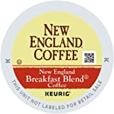 New England Coffee New England Breakfast Blend, 12 Count (pack of 6)