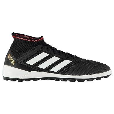 0f02b665c7a Adidas Predator Tango 18.3 Astro Turf Football Trainers Mens Soccer Shoes  Black  Amazon.co.uk  Shoes   Bags