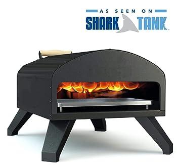 Bertello Black Portable Pizza Oven