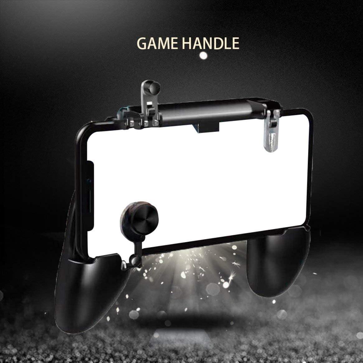 Gaming Joystick para PUBG Game Controller L1R1 Trigger Fire Button Shooter Prima05Sally W11