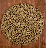 Green Coffee Beans: Fair Trade Organic Sumatra Takengon, 2 Lbs.