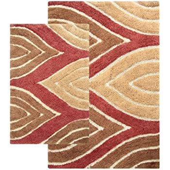Orange Bathroom Rugs - Mobroi.com
