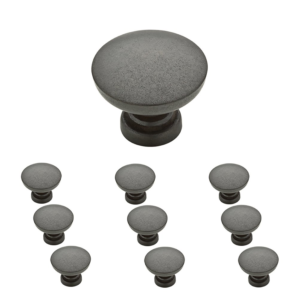 cabinet knobs silver. Contemporary Silver Franklin Brass P29523K904B 118Inch Fulton Kitchen Cabinet Hardware  Knob Heirloom Silver 10 Pack  Amazoncom On Knobs Silver