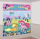 American Greetings My Little Pony Scene Setter Room Decoration