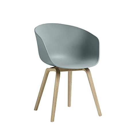 About A Chair Aac22 Aac 22 Stuhl Hay Hellblau Amazonde Küche