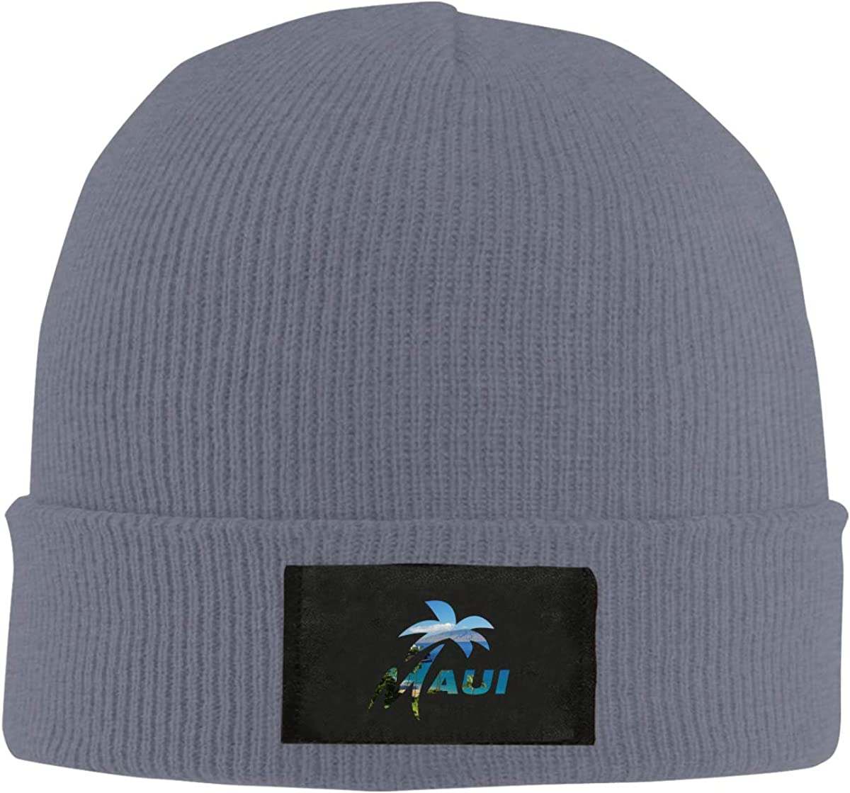 Maui Hawaiian Men /& Womens Knitted Hat Comfortable Skull Cap