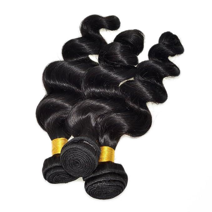 Para mujer de la peluca calidad-klasse5a 100 G/ampliación para ordenador de sobremesa personas virgen weave en bruto 2 pcs para la pista Perú Anis barato ...