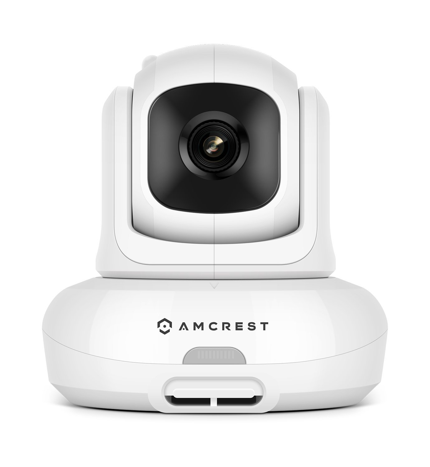 Two-Way Audio Amcrest Add-on Camera Unit for Amcrest AC-2 AC-2-C Temperature Sensor Pan//Tilt//Zoom Video Baby Monitor Camera Motion Detection Night Vision,