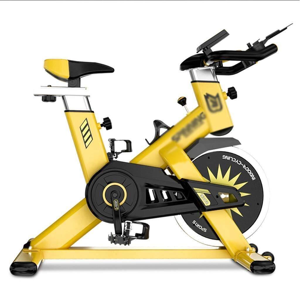 DCCRBR エクササイズエクササイズバイク、ホーム屋内自転車練習バイク減量フィットネス機器106×49×111.5 Cmのボディシェーピングスピニング自転車 フィットネス 自転車