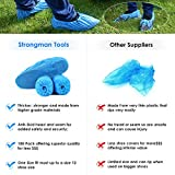 Shoe Covers, Disposable Shoe Covers