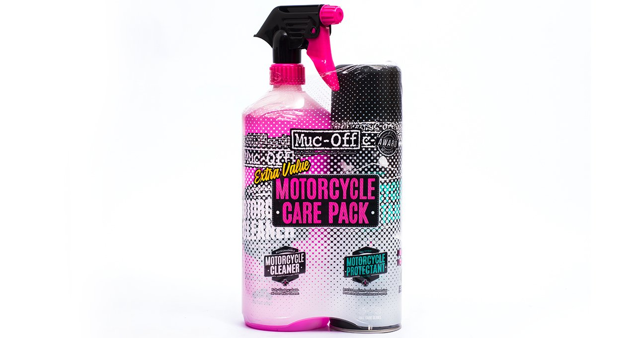 Muc Off Motorcycle Care Pack Muc-Off Ltd (UK) 625