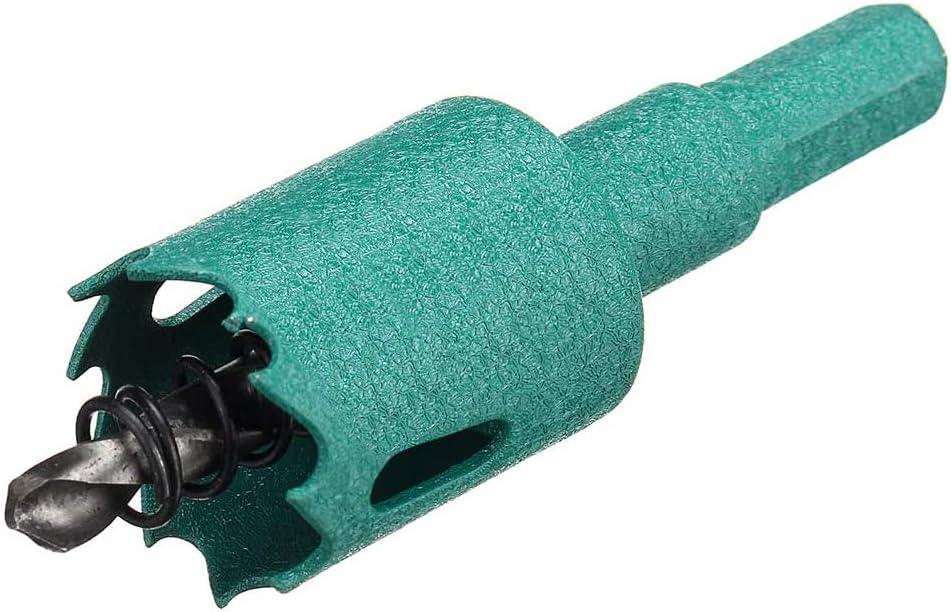 ,Robuste pour Bois Aluminium Fer Plastique Deylaying 16mm Scie-cloche Bim/étallique M42 HSS