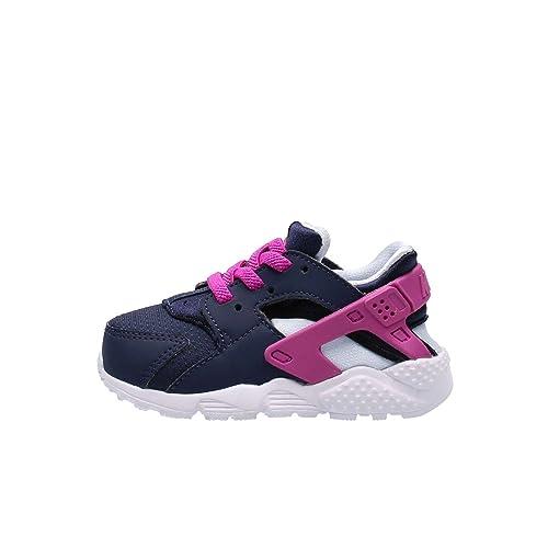 Nike 704952-404, Scarpe da Trail Running Bambino, Blu (Midnight Navy/Hyper Violet-Blue Tint), 23.5 EU