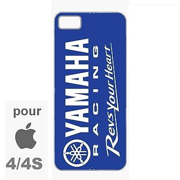 coque iphone 4 yamaha