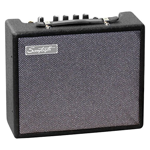 - Sawtooth ST-AMP-10-KIT-1ST-AMP-10-KIT-1 10-Watt Electric Guitar Amp with Pro Series Cable and Pick Sampler