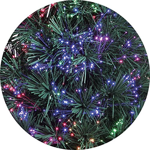 Holiday Time 32 Inch Green Fiber Optic Christmas Tree by Holiday Time (Image #1)