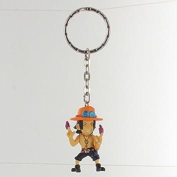 One Piece Figura Llavero Ace: Amazon.es: Juguetes y juegos
