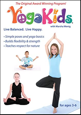 Amazon.com: Yoga Kids (2010): Marsha Wenig, Marsha Wenig and ...