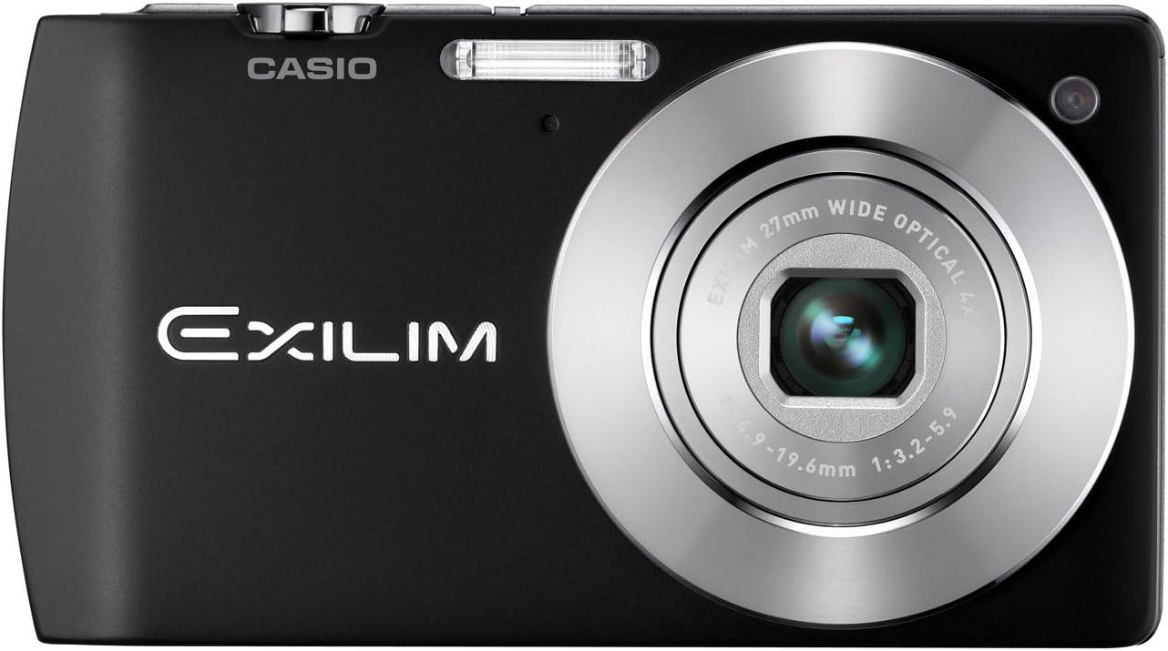 Casio Exilim Ex S200 Digitalkamera 2 7 Zoll Schwarz Kamera