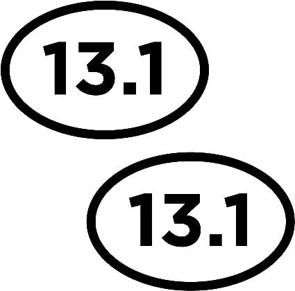4x6 Oval Automobile Magnet Heavy Duty UV Waterproof Artisan Owl Oval iTri Bike Swim Run Triathlon White Oval Car Magnets 2 Magnets