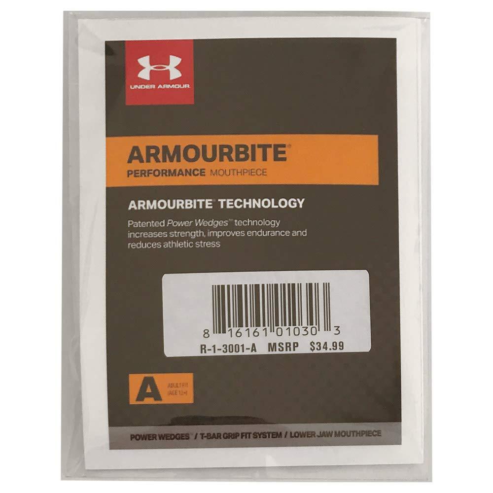 Under Armour ArmourBite Mouthpiece YELLOW