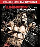 Cover Image for 'WWE: Elimination Chamber 2011 (Blu-ray/DVD Combo)'