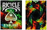 MMS Bicycle Starlight Playing Cards by Collectable Playing Cards - Trick