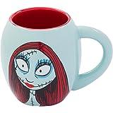 The Nightmare Before Christmas Sally 18 oz. Oval Ceramic Mug