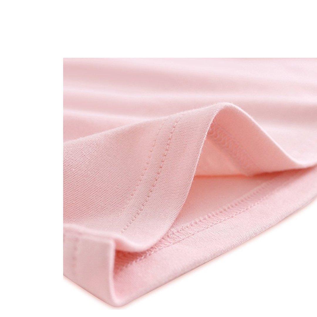 BAIYIXIN Little Girls Nightgown Cotton Cute Princess Pajamas Sleepwear for Toddler Nightdress