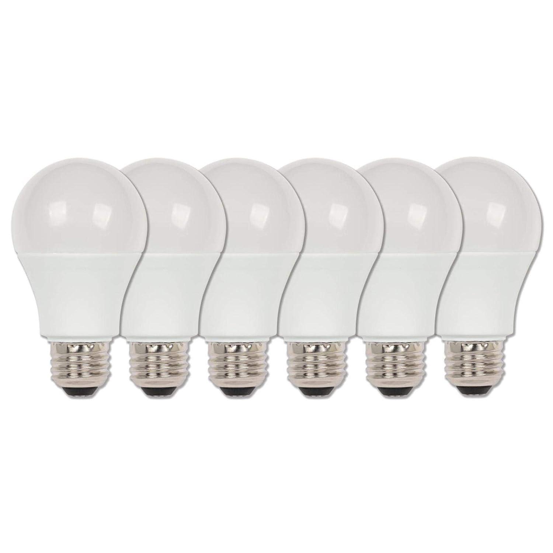 Westinghouse 5379820 LEDライト電球6パック、ソフトホワイト B07CTVM4KV
