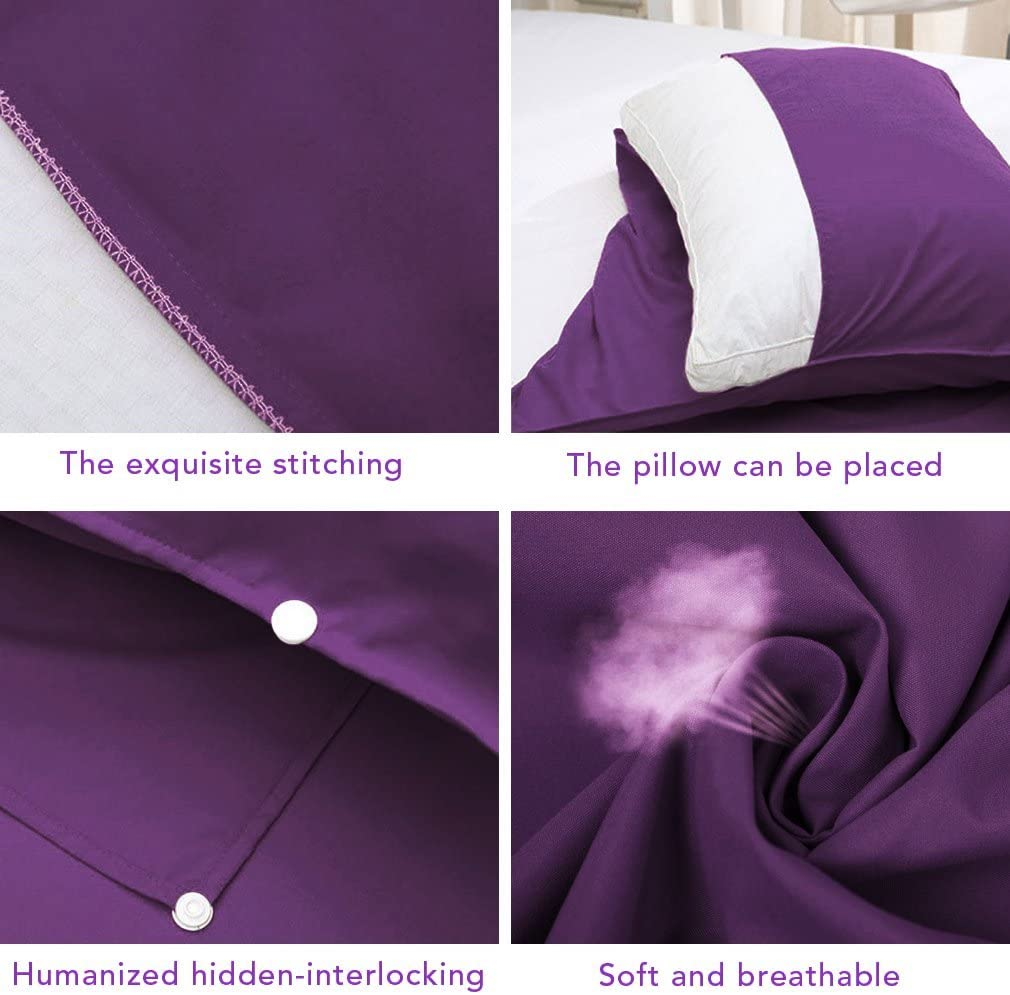 JUISEE Sleeping Bag Liner Lightweight Portable Sleeping Sheet Dirt-Proof Compact Travel Camping Sheet for Outdoor Travel Hiking Hotels Picnics