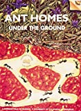 Ant Homes under the Ground, Echols, Jean C. and Hosoume, Kimi, 0912511990