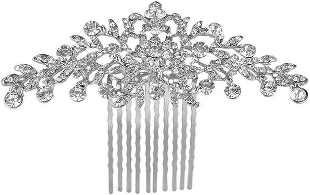 Accessori Per Abiti Da Sposa.Pswzyze Copricapo Corona Accessori Per Capelli Corona Coreana