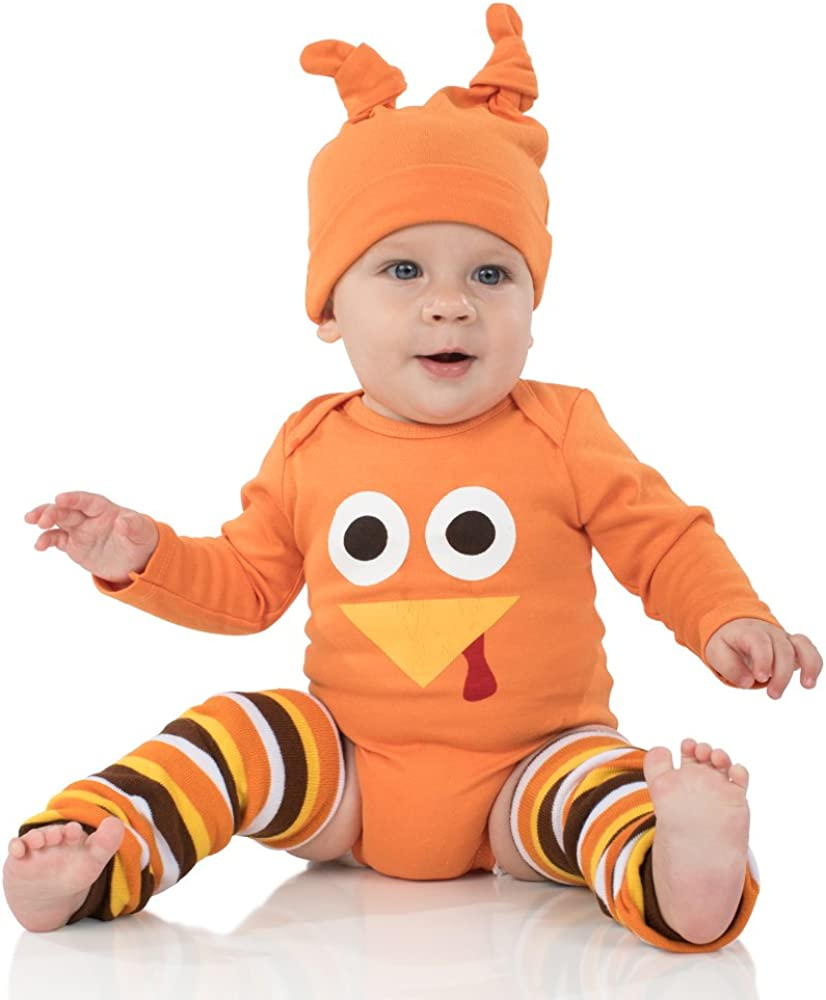 juDanzy Halloween, Thanksgiving and Christmas Baby Gift Box Outfit Set