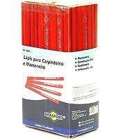 Jogo de Lápis para Carpinteiro com 72 Peças-BRASFORT-8262