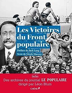 """Afficher """"Les victoires du Front populaire"""""""
