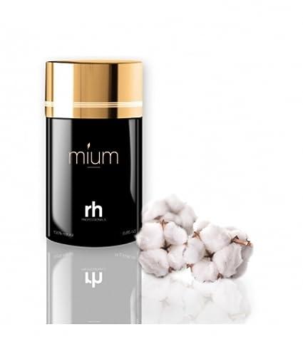 MIUM ® PRO Fibras Capilares - 10g - para disimular la caída de cabello