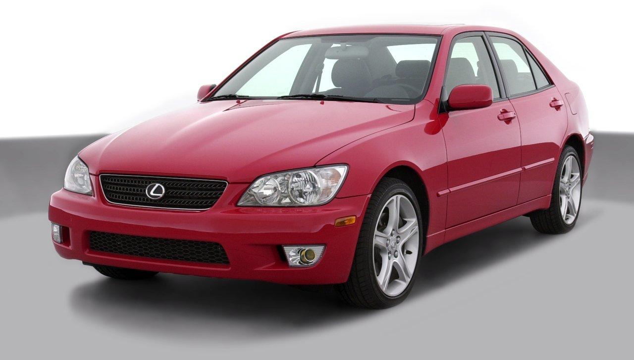 2002 Lexus IS300, 4-Door Sedan Automatic Transmission Trans ...